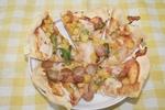 サムネイル:夏野菜ピザ
